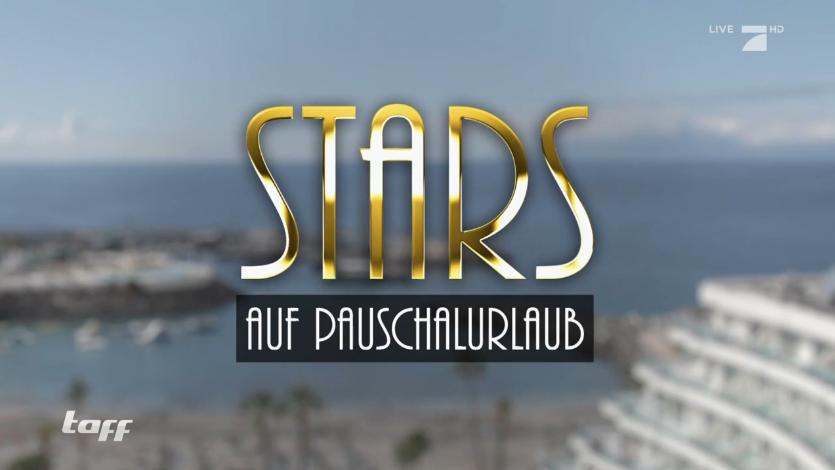 Stars auf Pauschalurlaub